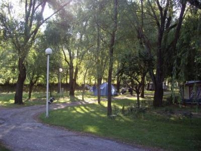 Camping Le Pesquier, Castellane