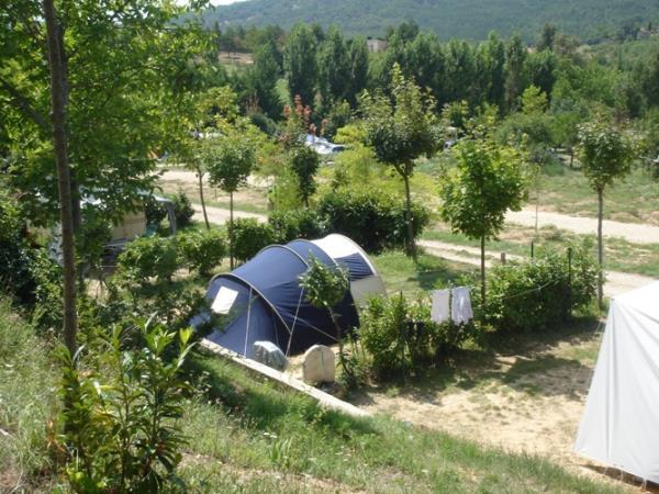 Camping Le Vieux Colombier, Moustiers-Sainte-Marie