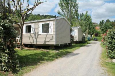 Camping Le Pastural, Ucel