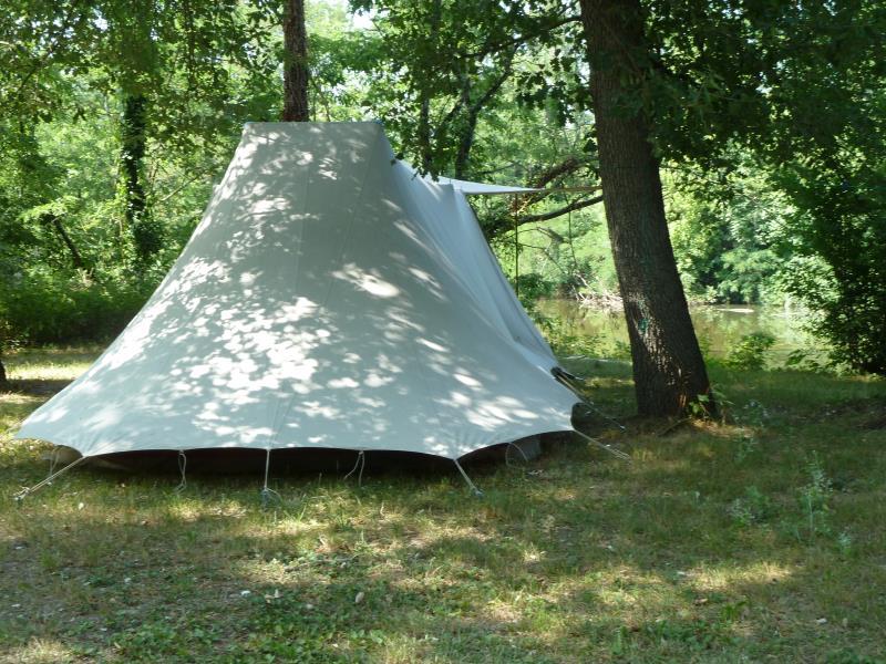 Camping Beau Rivage, Saint Ambroix