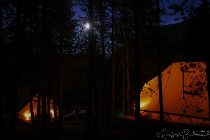 Camping De L'Izoard, Arvieux