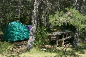 Camping Du Villard, Thorame Basse
