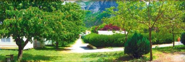 Camping Les Gorges De La Blanche, Rochebrune