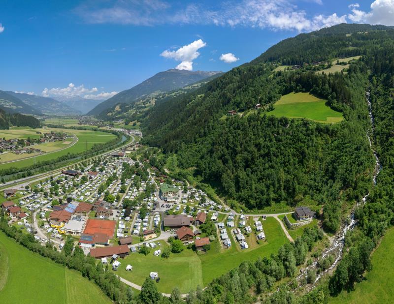 Camping Aufenfeld, Aschau im Zillertal