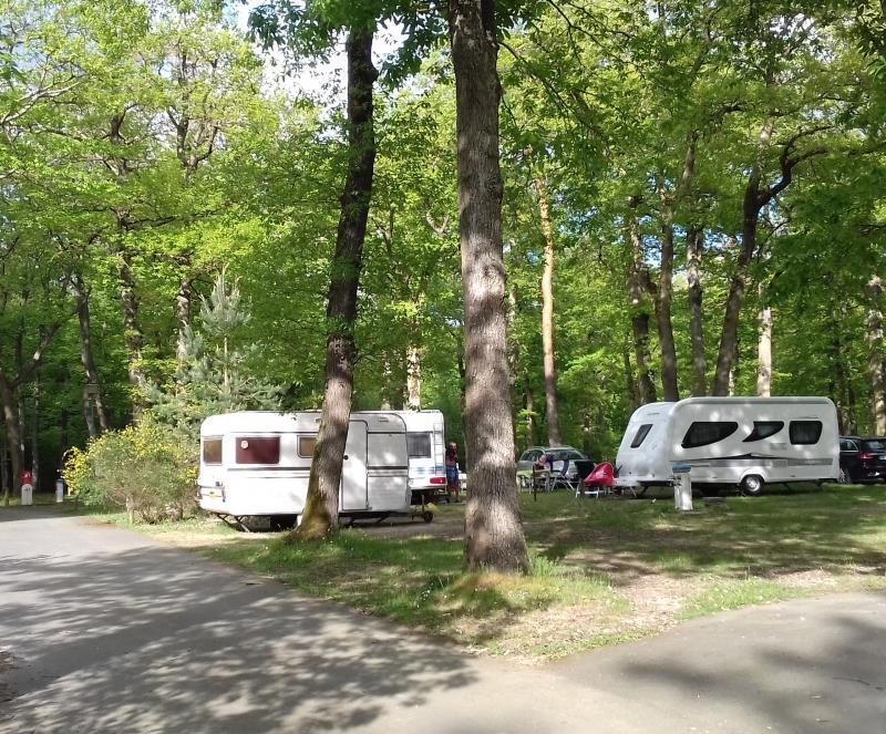 Camping De La Forêt, Montargis