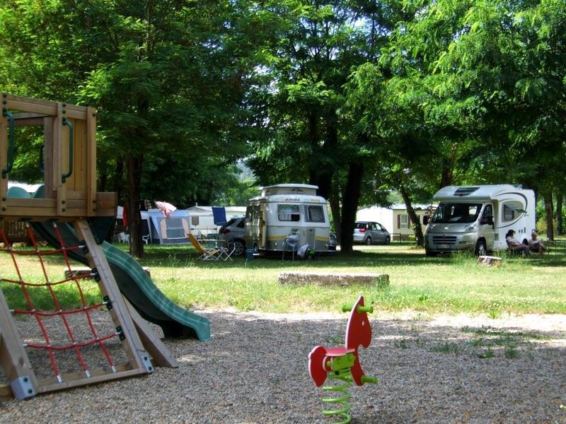 Camping Castanhada, Chambonas