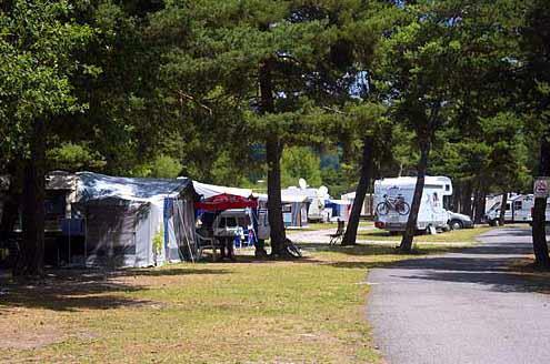 Camping Municipal Des Iscles, Saint-André-les-Alpes