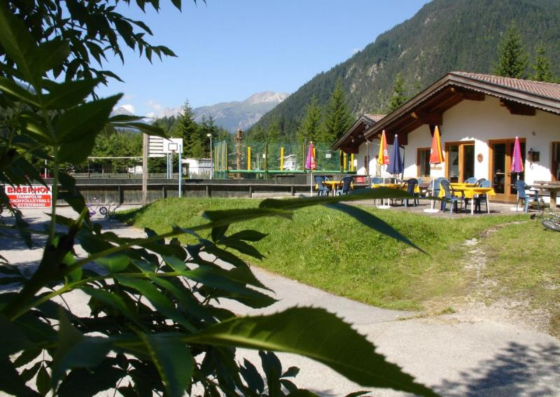 Camping Biberhof, Biberwier
