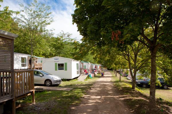 Camping Mas De Champel, Les Ollieres Sur Eyrieux