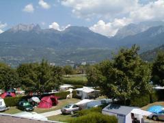 Camping Municipal Les Champs Fleuris, Duingt
