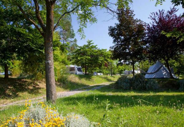 Camping Ludo, Lussas