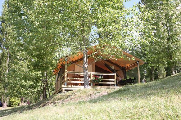 Camping Le Prieuré, Saint-Martin-d'Entraunes