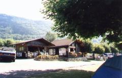 Camping L'Horizon, Talloires