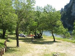 Camping La Rouvière, Vallon Pont D'Arc