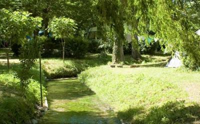 Camping La Grenouille, Goudargues
