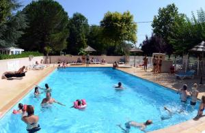 Camping Le Chassezac, Sampzon