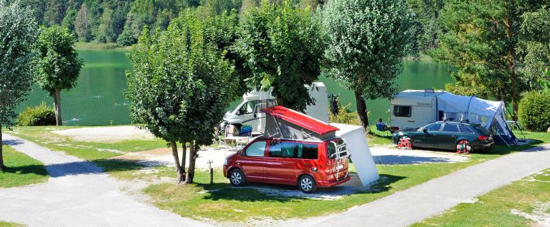 Camping Seeblick, Kramsach