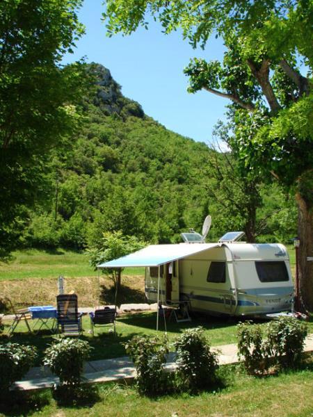 Camping La Claysse, Saint-Sauveur-de-Cruzières