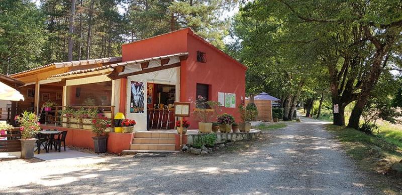 Camping Parc De Saint-Sauvayre, Vagnas