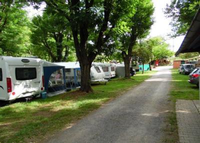 Camping Bonhomme, Vallon Pont D'Arc