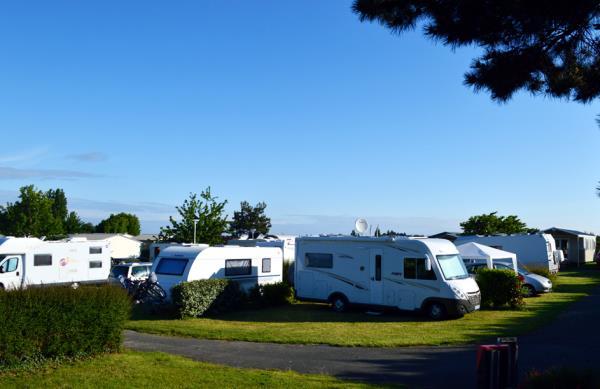 Camping De La Fontaine, Saint Malo