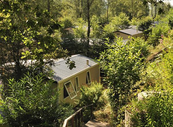 Camping La Plage, Treignac