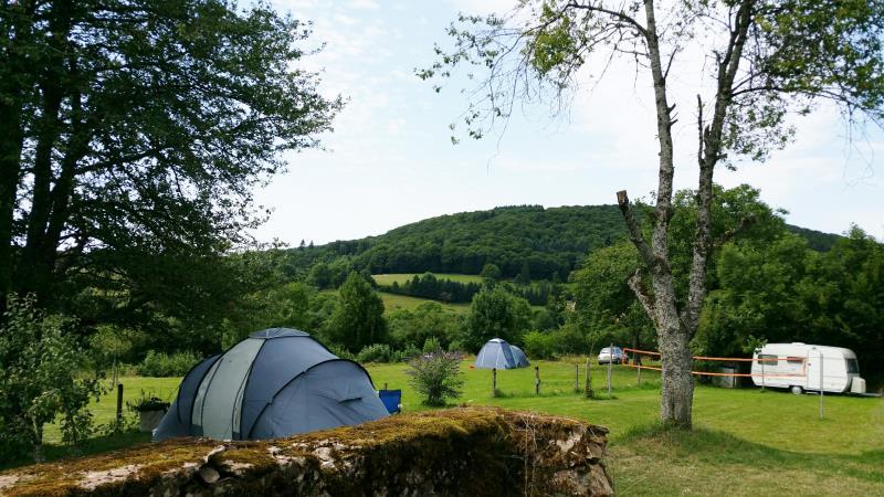 Camping Ménessaire, Ménessaire