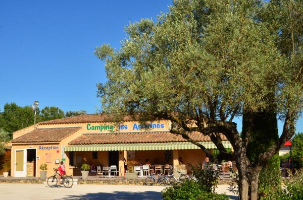 Camping Les Amarines, Cornillon