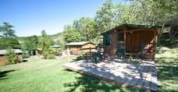 Camping Les Airelles, Baratier