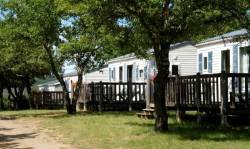 Camping Les Silhols, Lagorce
